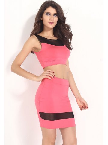 https://static6.cilory.com/116870-thickbox_default/black-mesh-skintight-pink-skirt-set.jpg