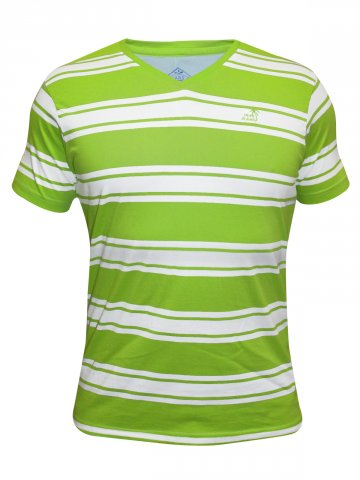 Pepe Jeans Green V Neck T Shirt at cilory