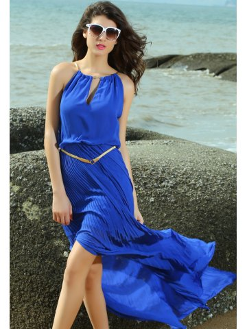 https://static7.cilory.com/122196-thickbox_default/blue-chiffon-maxi-dress-with-gold-chain.jpg