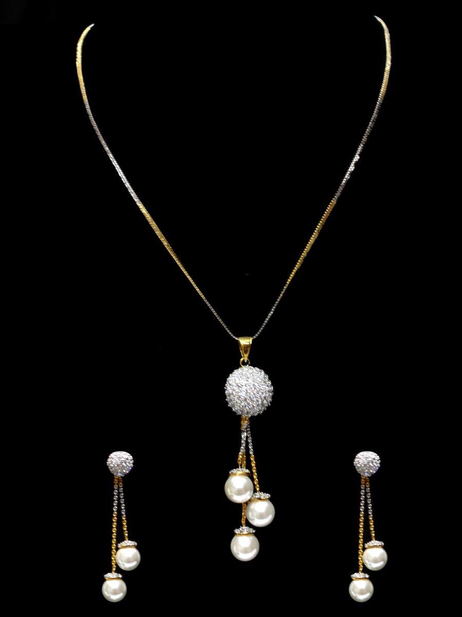 American diamond neckwear d15 m5 p3 cilory aloadofball Choice Image