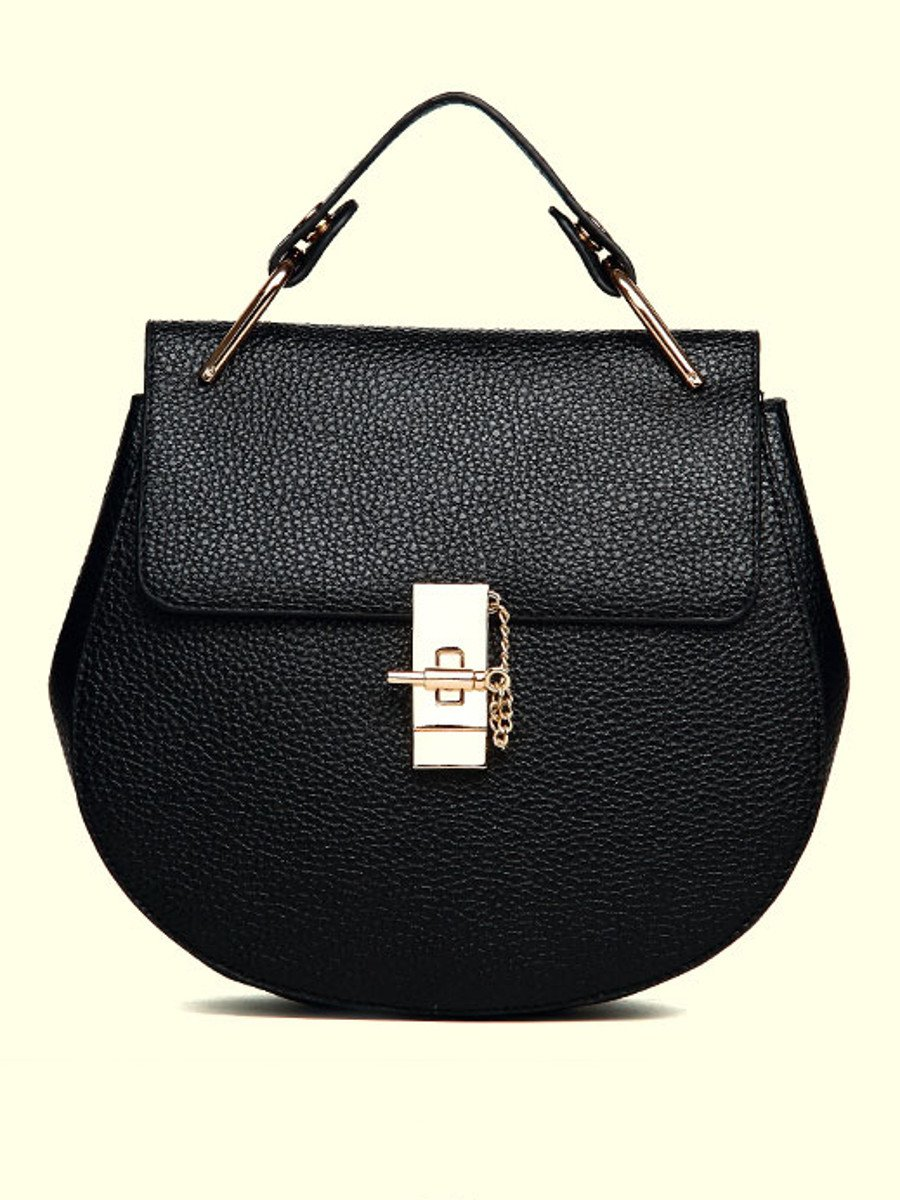 NoLogo Messenger Bag