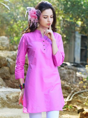 https://static8.cilory.com/134484-thickbox_default/pink-cotton-readymade-kurti.jpg