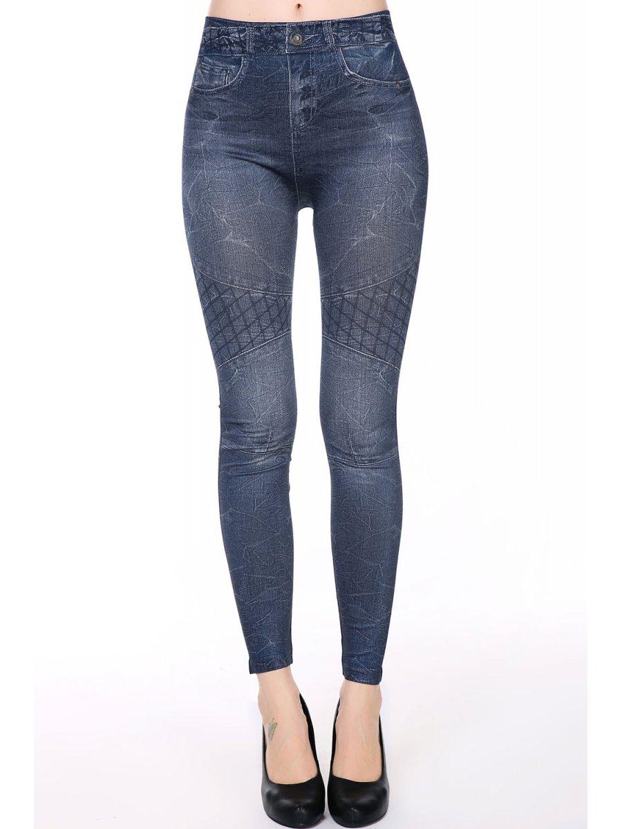 Printed leggings jeans