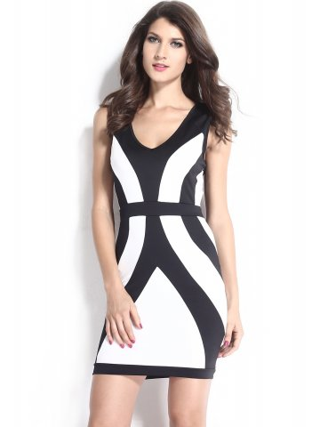 https://static1.cilory.com/167929-thickbox_default/black-white-curvy-lines-thick-straps-bodycon-dress.jpg