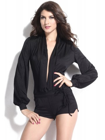 https://d38jde2cfwaolo.cloudfront.net/168236-thickbox_default/long-sleeve-ruffle-sheen-black-mini-romper.jpg