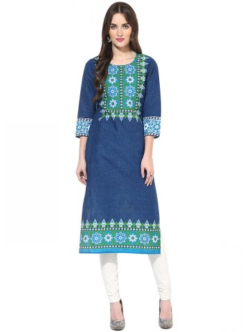 https://static3.cilory.com/182361-thickbox_default/jk-s-cotton-floral-print-3-4th-sleeves-blue-kurti.jpg