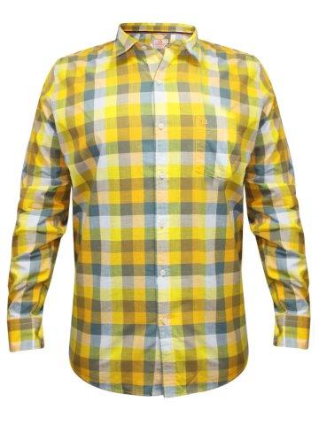https://static5.cilory.com/188526-thickbox_default/londonbridge-yellow-casual-check-shirt.jpg