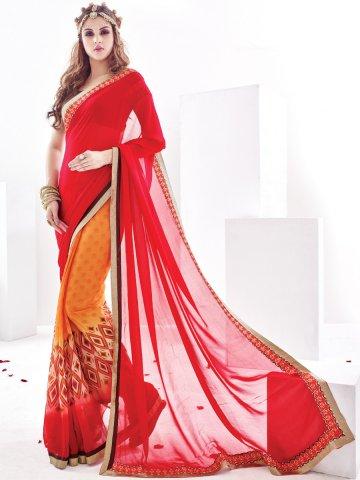 https://static.cilory.com/189015-thickbox_default/look-red-orange-printed-saree.jpg
