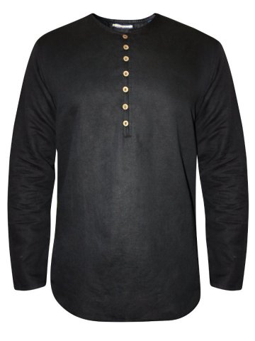 https://static7.cilory.com/194580-thickbox_default/peter-england-black-short-kurta.jpg
