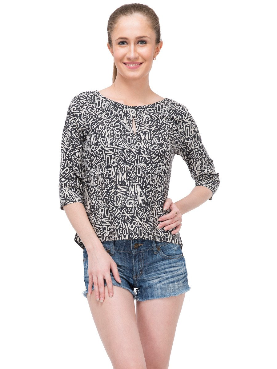 Yoshe Party Wear Top