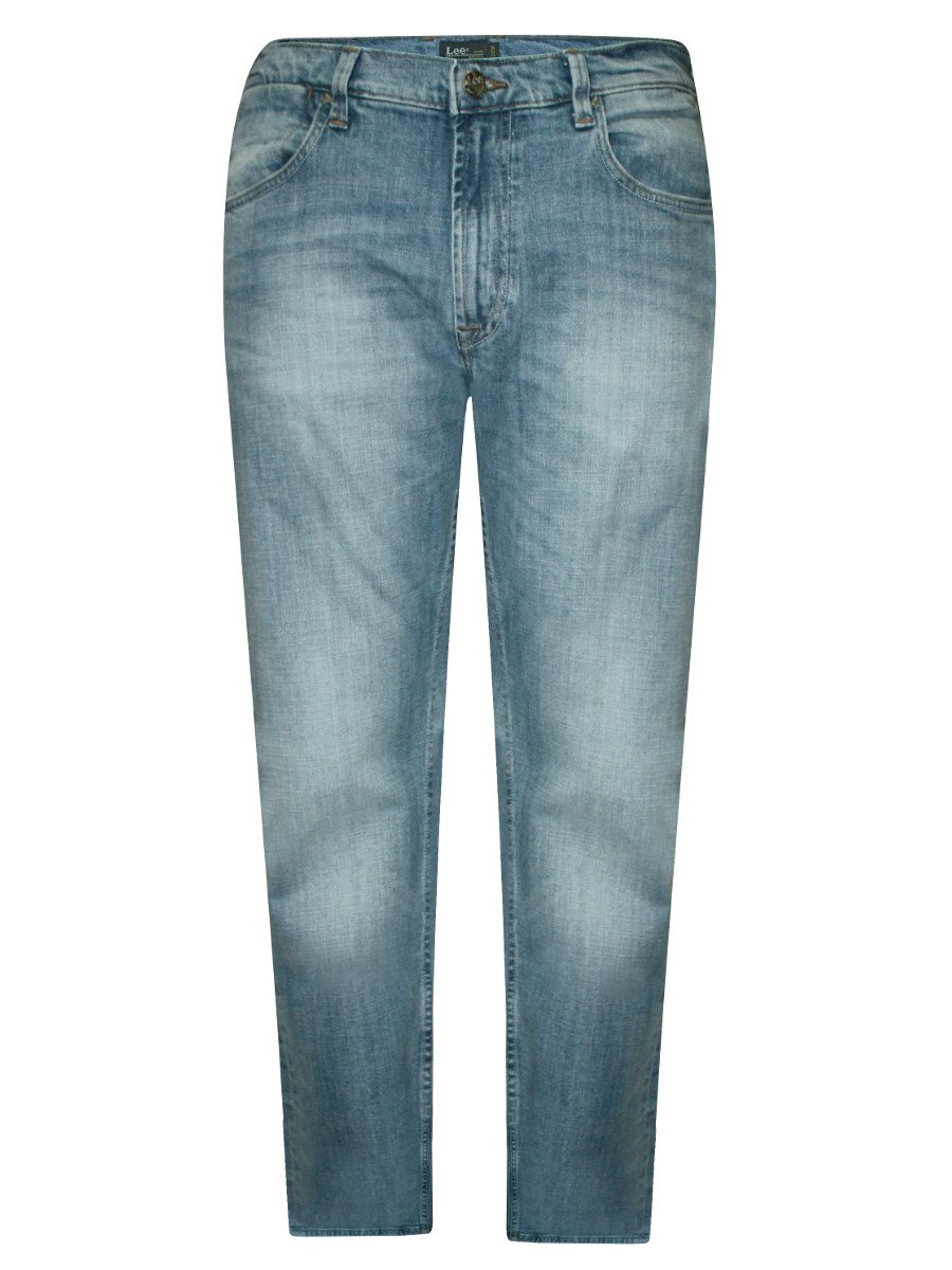 Lee Rodeo Light Blue Regular Stretch Jeans