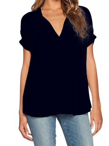 https://static5.cilory.com/207311-thickbox_default/black-v-neck-short-sleeve-oversize-blouse.jpg