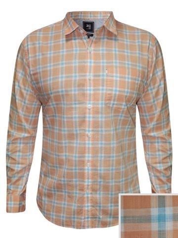 https://static6.cilory.com/211376-thickbox_default/peter-england-peach-casual-checks-shirt.jpg