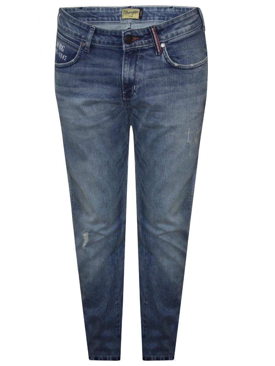 Wrangler Vegas Light Blue Skinny Stretch Jeans