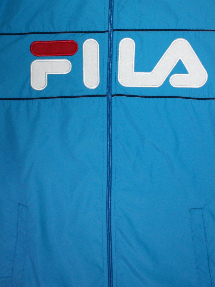 Fila Blue Wind Cheater 12004308 Pool Blu Cilory Com