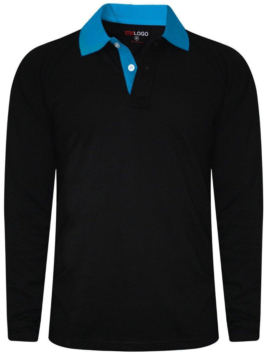 collar t shirt full sleeve