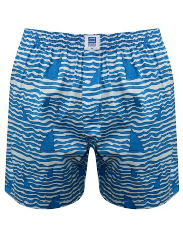 Spykar Blue Boxer Short at cilory