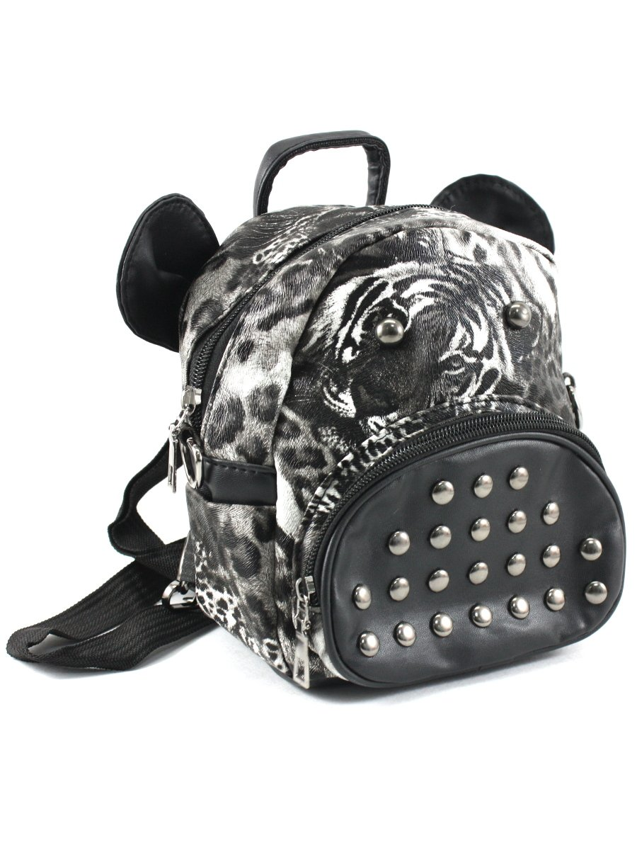 Kidzone Tiger Print Bag