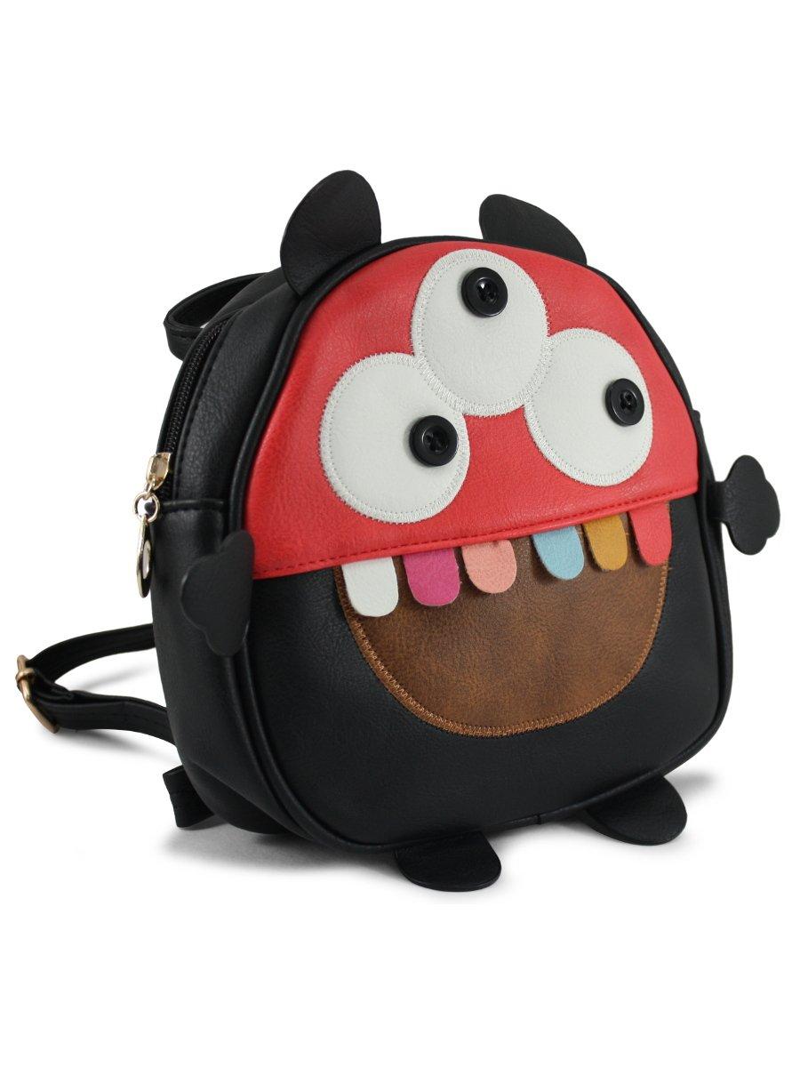 Kidzone Black Sling Bag