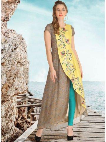 https://static.cilory.com/264791-thickbox_default/kosh-yellow-flared-angrakha-tunic-dress-with-swarovski.jpg