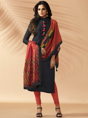 0e6b69b8fe8 ... Kurti with Printed Stole.  https   static9.cilory.com 306018-thickbox default nitya-