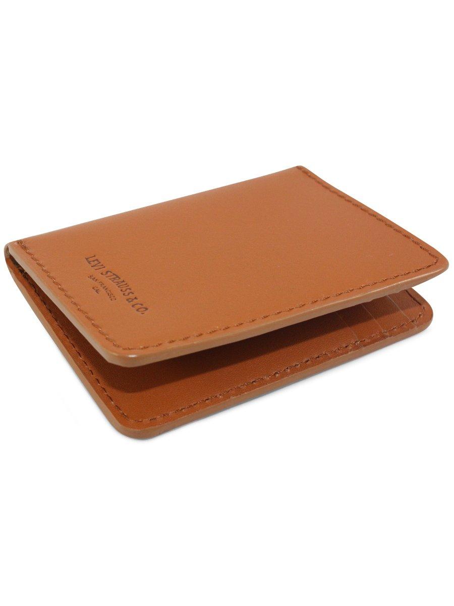 Levis Tan Men's Leather Wallet