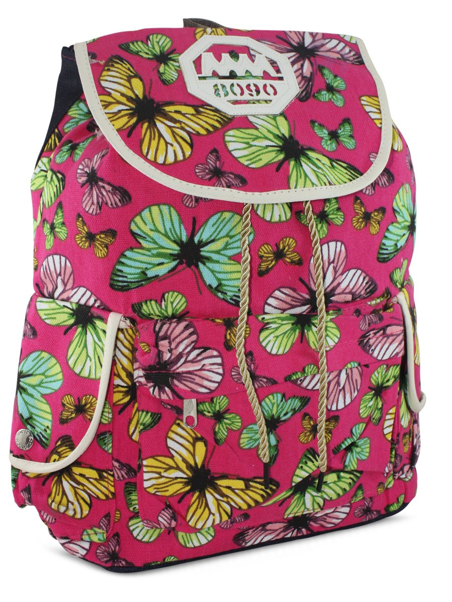 Estonished Pink Backpack