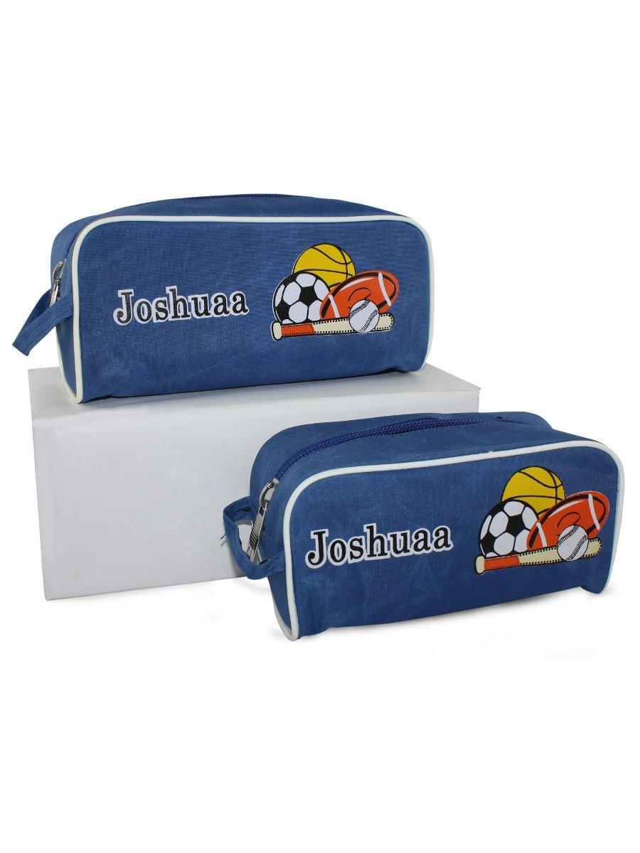 Estonished Blue Vanity Bag  Pack of 2
