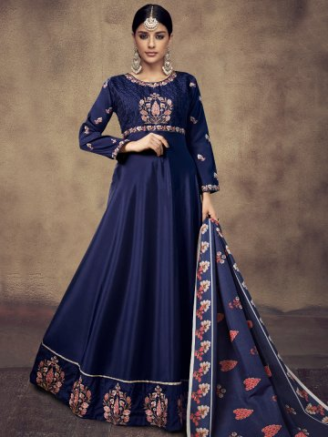 https://static8.cilory.com/377370-thickbox_default/navy-bluestitched-embroidered-gown-with-printed-dupatta.jpg