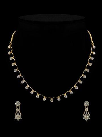 https://static5.cilory.com/377771-thickbox_default/golden-floral-american-diamond-necklace-set.jpg