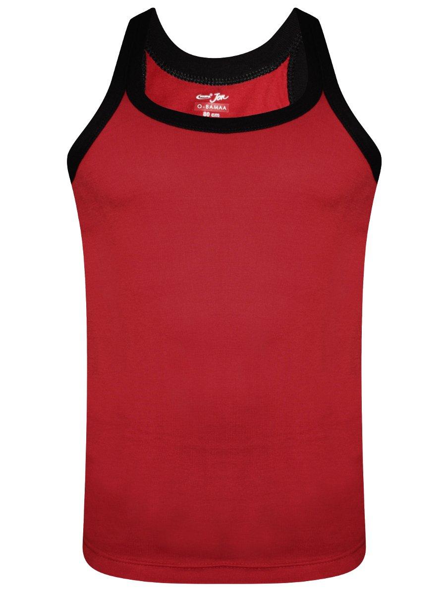 Rupa Jon Red Men's Vest
