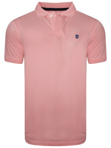 4013d5b9 >Numero Uno Light Pink Polo T-Shirt.  https://static.cilory.com/383231-thickbox_default/numero-