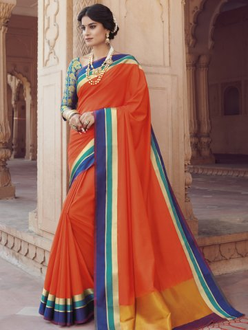 https://d38jde2cfwaolo.cloudfront.net/395825-thickbox_default/satin-silk-saree-with-printed-blouse.jpg
