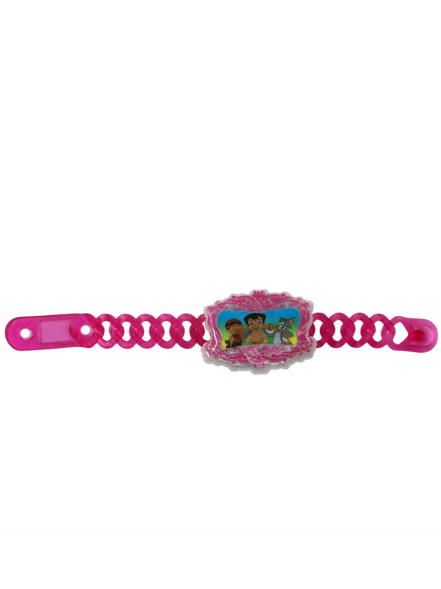 Chhota Bheem Fancy Rakhi with Led Light