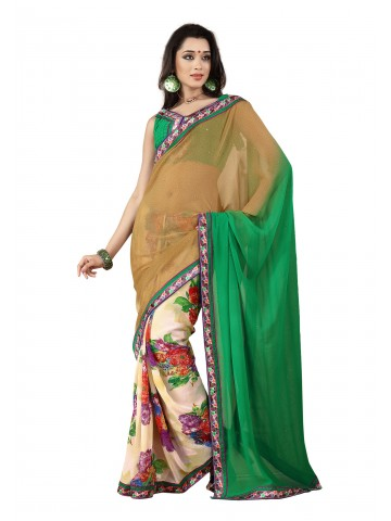 https://static4.cilory.com/87148-thickbox_default/fabdeal-georgette-printed-brown-green-saree.jpg