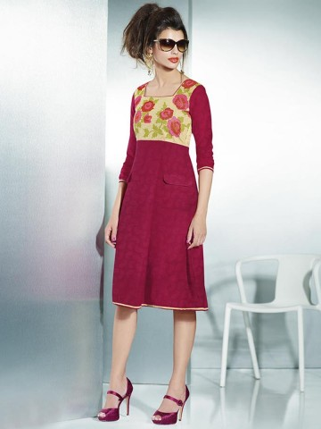 https://static3.cilory.com/87523-thickbox_default/eternal-winter-collection-magenta-pashmina-kurti.jpg