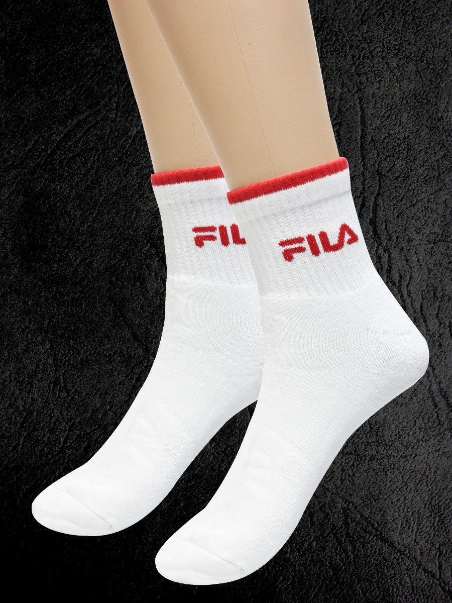 FILA Men's Ankle Socks  Pack Of 3