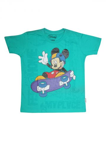 https://static9.cilory.com/97051-thickbox_default/mickey-and-friends-pool-green-half-sleeve-crew-nk-tee.jpg